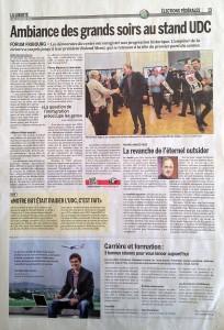 La Liberté 19.10.2015