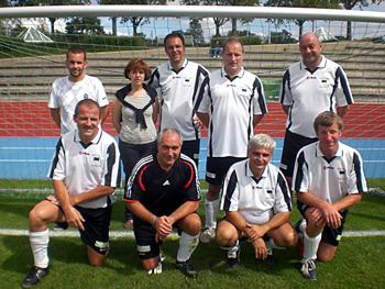 L'équipe du Grand Conseil fribourgeois