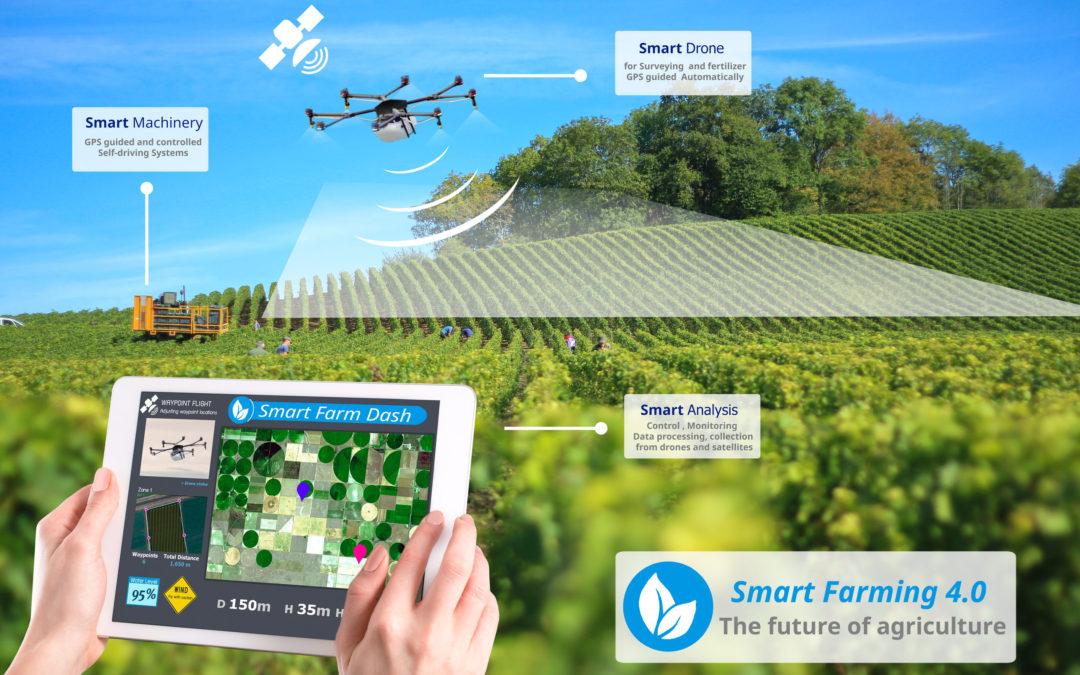 Les nouvelles technologies pour notre agriculture