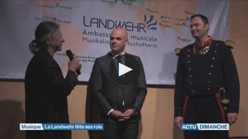 Landwehr, soirée des Rois 2019